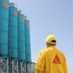 Химическая корпорация из Швейцарии Sika открыла новое предприятие в России