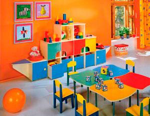мебель для детского сада недорого